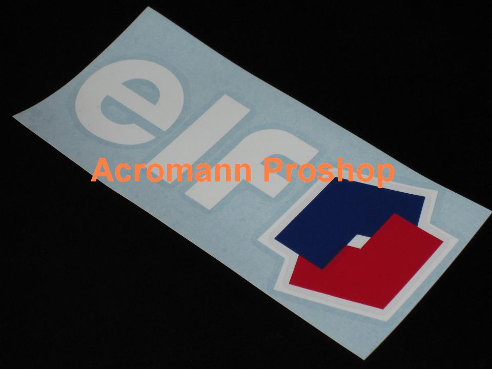elf 6inch Decal (Style#2) x 2 pcs
